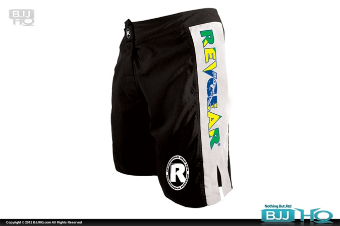 Revgear Spartan Pro High Performance Brazil USA Fight Shorts